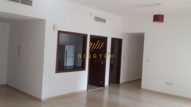 2 BR   Unfurnished   Low Floor   Pool View