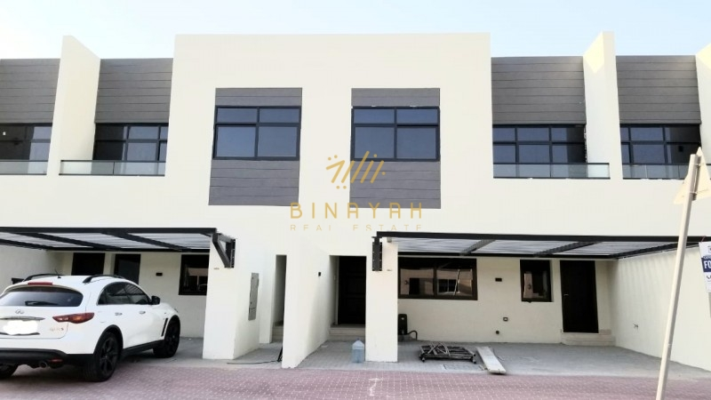 4 Bedroom + Maid Townhouse community view