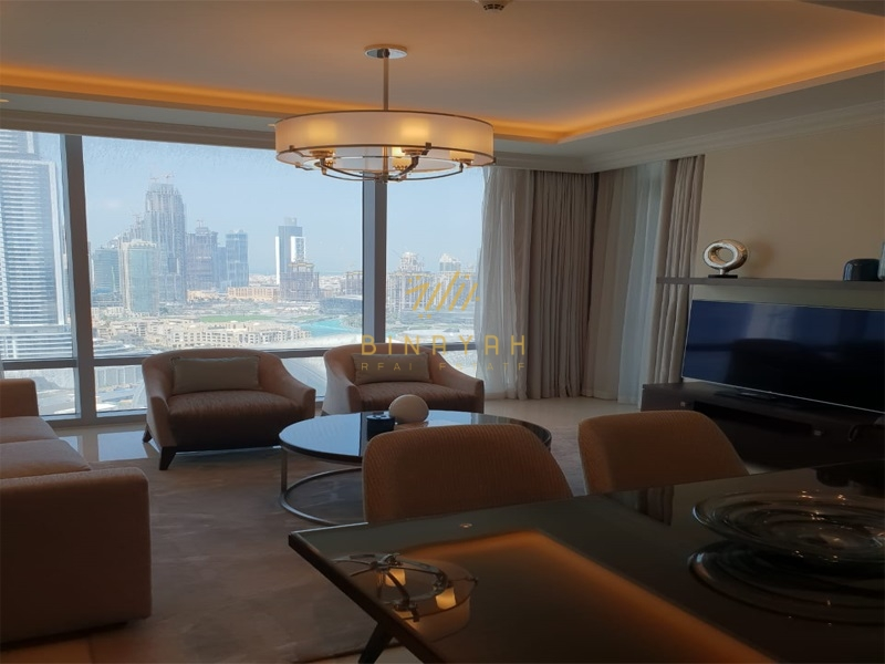 Luxury 1BR Apt | Furnished | Call Us For Viewing