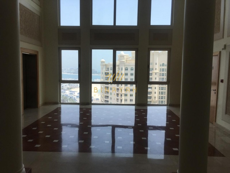 Gorgeous 3BR+M High Floor | Partial Sea View