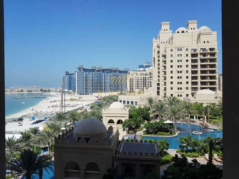 2 Bedroom In The Fairmont South See view and Pool