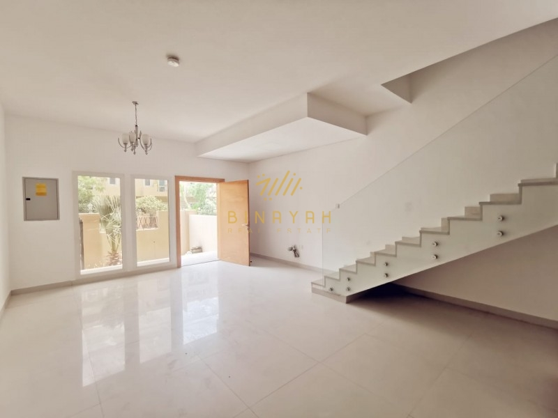Spacious 3 BR with Pvt Garden only in 95K