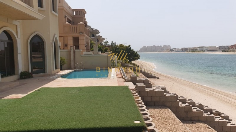Pvt Beach and Pool, Full Sea and Atlantis View