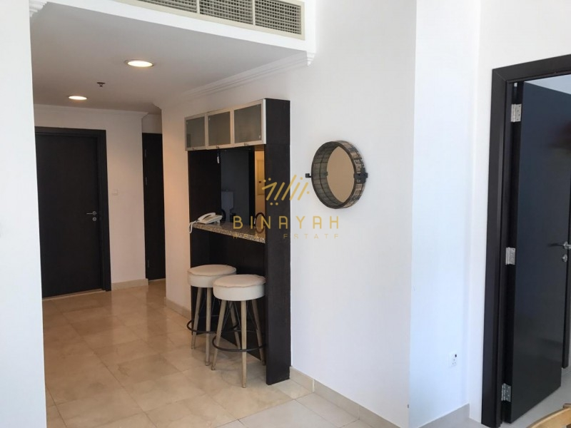 2 BR plus Study with Partial Marina View
