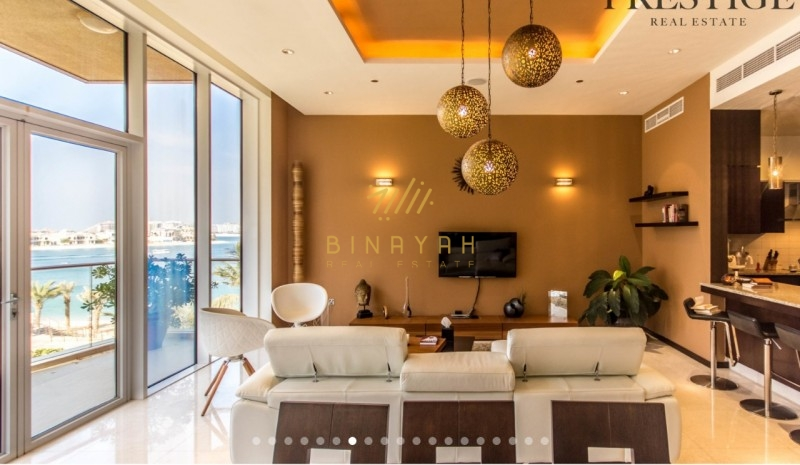 Fully Furnished | Stunning 1 Bedroom Gorgeous|SEA VIEW