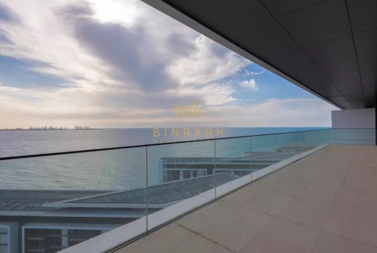 Full Sea Views 5 BR Penthouse  in Bluewater Res