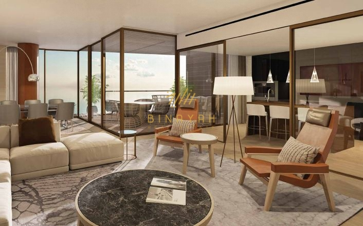 Luxury Apt in Bulgari Resort and Residences