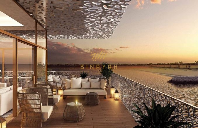 Bulgari Residence with amazing views - 1 Bedroom