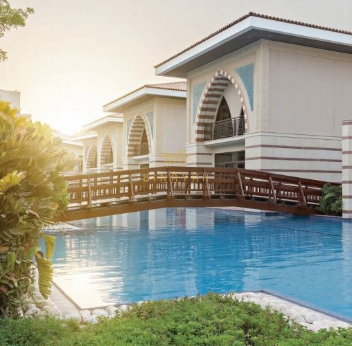 Lagoon | Royal Residence | 4 BR with 3 Year Plan
