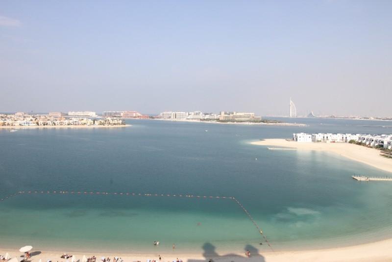 Full Sea View |2 BR plus Maids Room|Prime Location