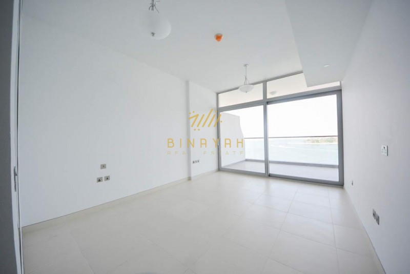 Unfurnished/Furnished 1 Bedroom with Full Sea View
