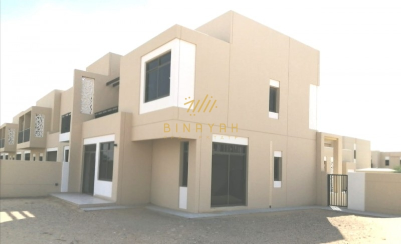 Brand New Luxurious Villa l End Unit l 4 BR + Maid