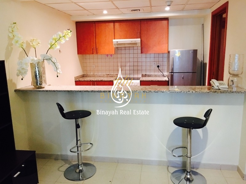 1BR Furnished|For Sale |Greens, Al Ghozlan 3