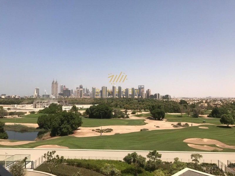 3 BR+Maid |Full Golf Course View| Hotel Apt|