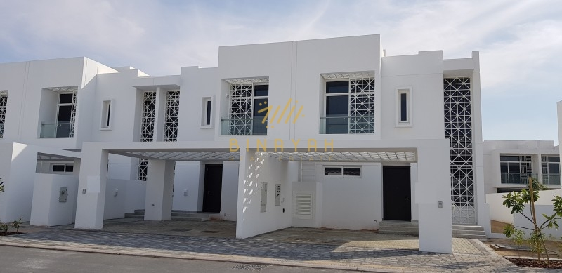 Middle Unit|3BR+Maid Townhouse at Arabella|95K
