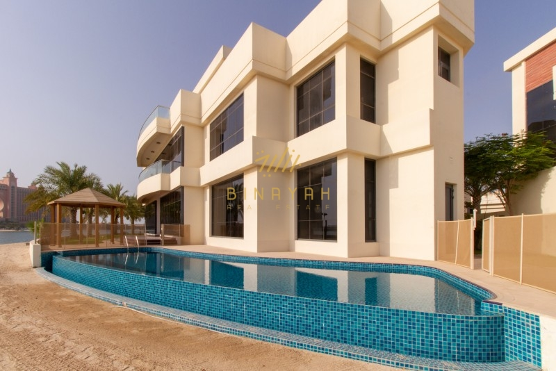 Tip of Palm  6 Bed  Atlantis View  Luxury Upgraded