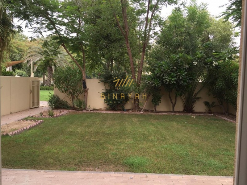 Springs 1 |Type 3E | 3 BR+Study Villa on the park| For Sale