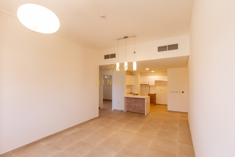 Large 1 BR + Study at Alandalus|Brand New