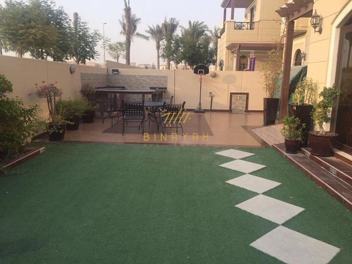 Amazing | Mudon Townhouse 4 BR+MAID at Al Salam|