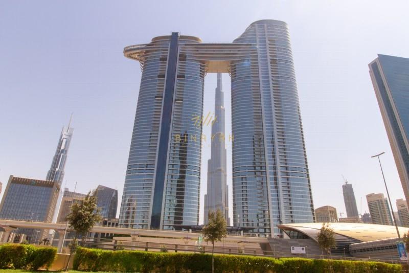 02 series|Burj & Fountain View | 3 BED+M