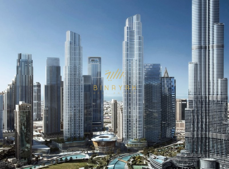 Luxury Living | Penthouse | Burj and Fountain view