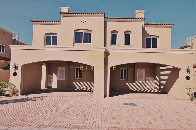 Type A|Ready to Move in|3 BR+Maid pool & park||