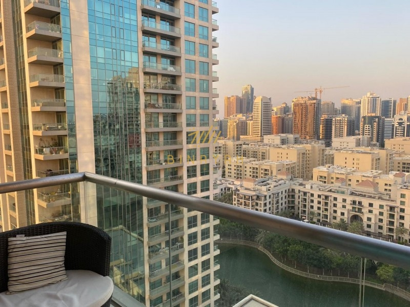 Beautiful| 1 Bed Room |Canal view for rent |