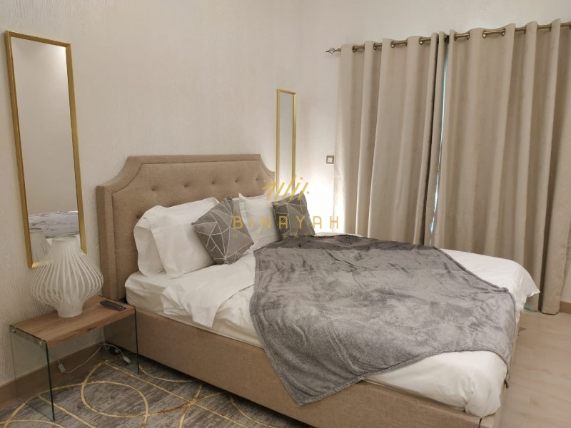 Credit Card Accepted |Furnished AED 26.5K/12 Cheqs