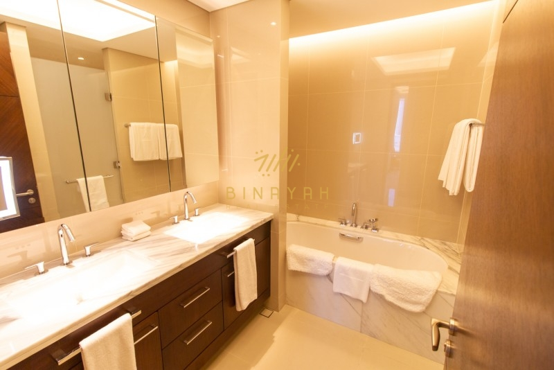 Best layout 2 BR |Burj & Fountain View|Rented