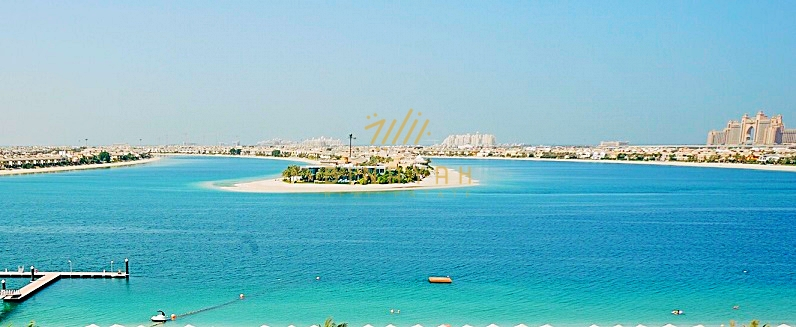 Largest 12 Bedrooms Villa Available for Sale  on the Palm Jumeirah Island Palm Jumeirah