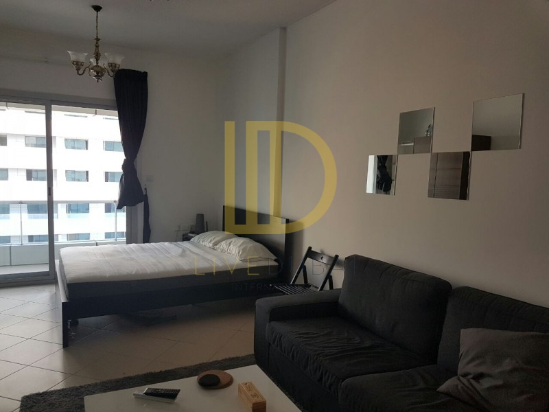 Fully Furnished Studio For Rent In Dubai Marina Diamond 2 Including All Bills7000 Aed