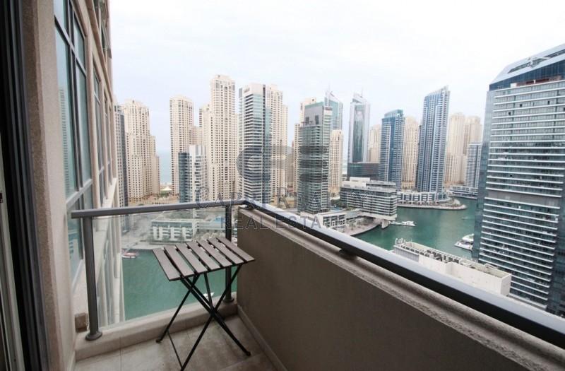 Marina View - Higher Floor - Al Majara 2