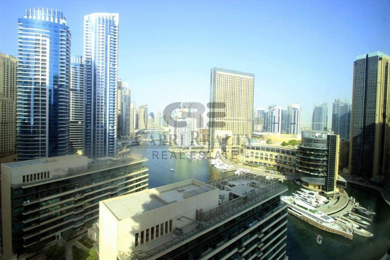 Full Marina View|Marina Quays West Tower