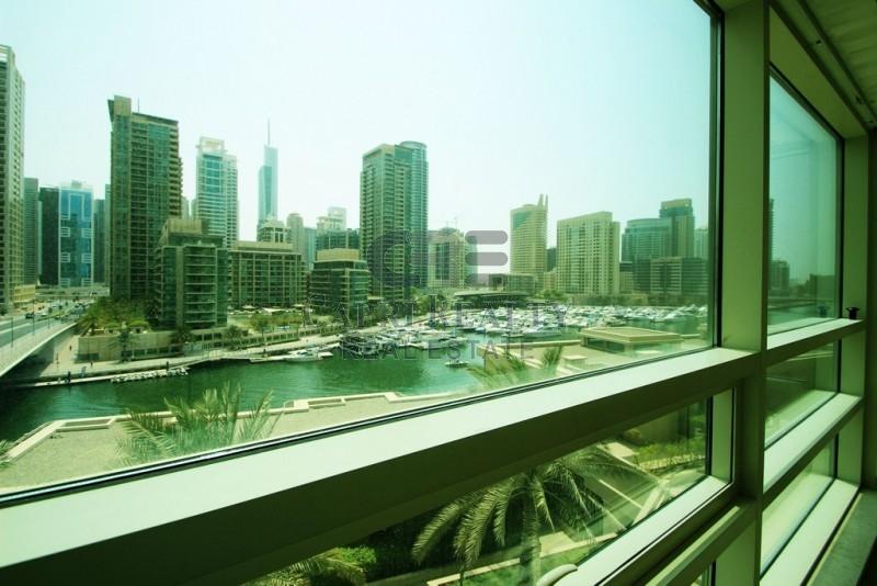 Emaar-Al Sahab 1-Full marina View