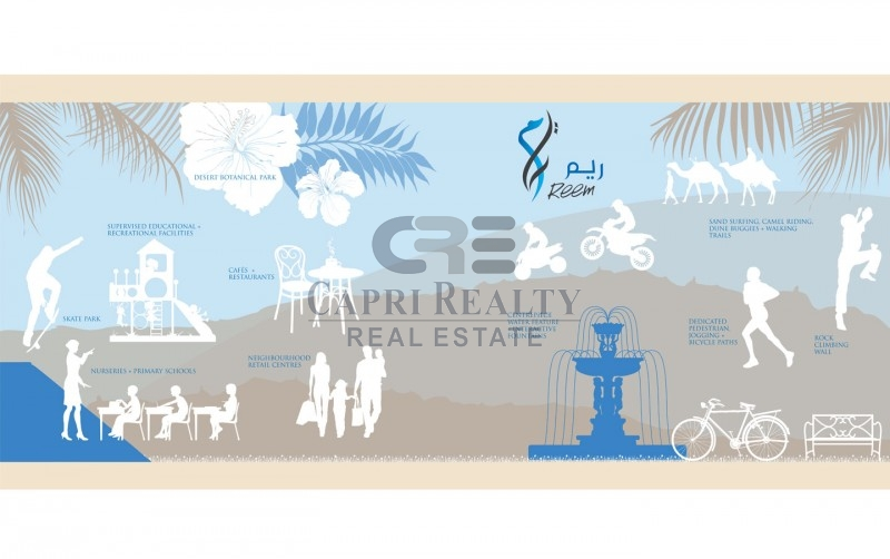 Arabian Ranches 2-Reem Community-Pay 45% on handove