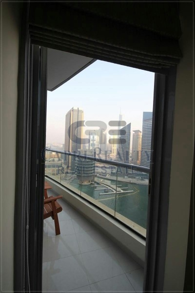 Full Marina View|Studio| Bay Central