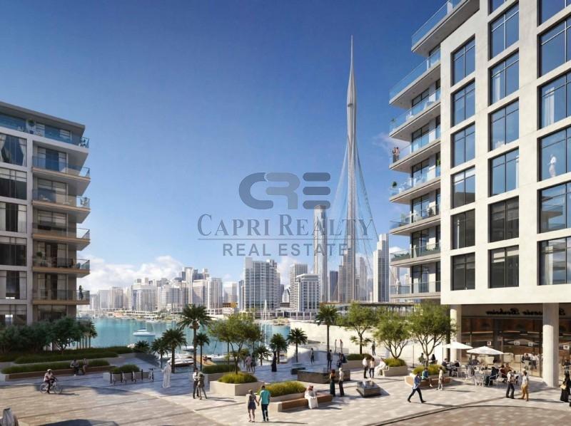 Offplan Specialist|The Cove |Dubai Creek Harbour