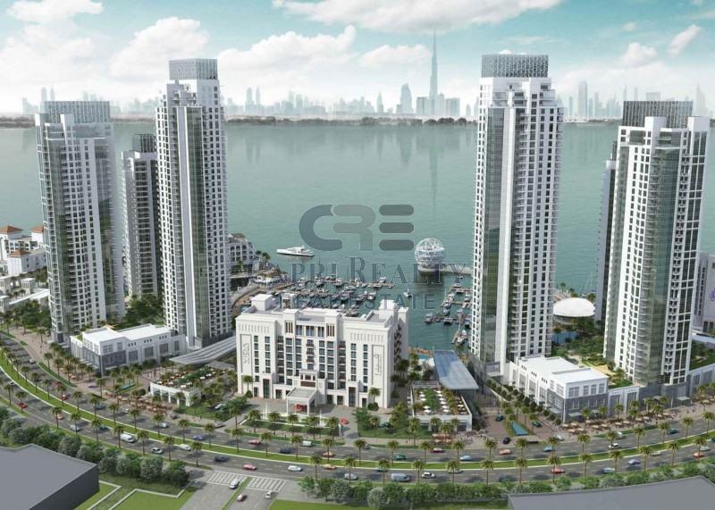Dubai Creek Residences South