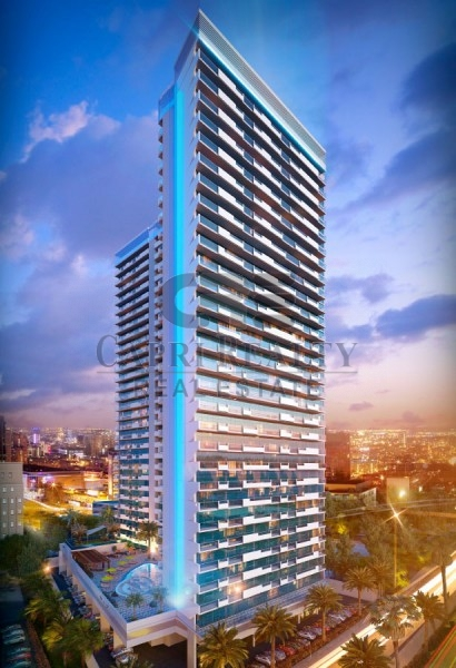 Merano Tower by DAMAC - BUSINESS BAY