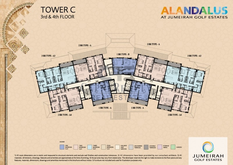 Direct from Developer|0% Commission|Al Andalus Apartment|Pay 70% on Handover in 2019