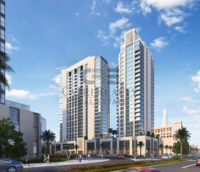 Direct from Developer|0% Commission|Bellevue Tower 1|Pay 60% on Handover in 2019
