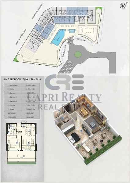Direct from Developer|0% Commission|AZIZI Farhad|Pay 50% on Handover in 2019