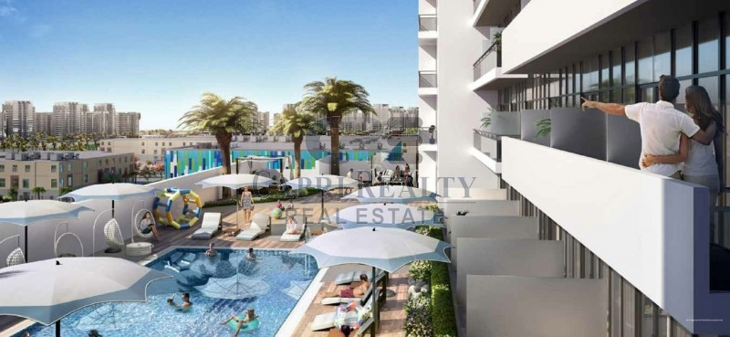 Direct from Developer|0% Commission|AZIZI Aura|Pay 50% on Handover in 2018