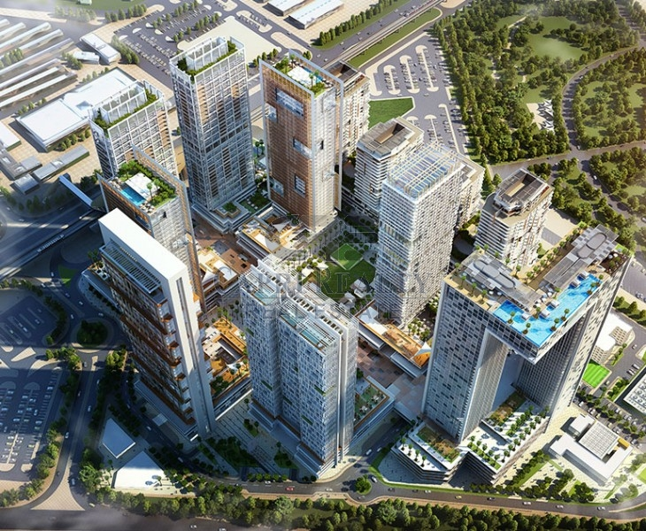 Direct from Developer|0% Commission|Park Gate Residences|Pay 60% on Handover in 2020