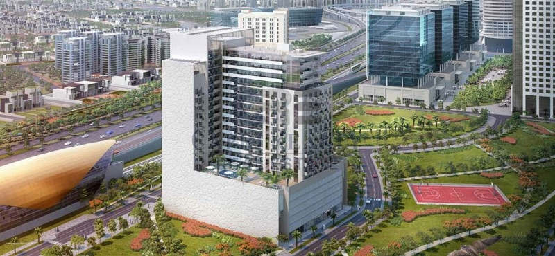 Direct from Developer 0% Commission AZIZI Aura Pay 50% on Handover in 2018