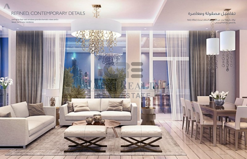 Direct from Developer|0% Commission|AZIZI Aliyah|Pay 70% on Handover in 2018