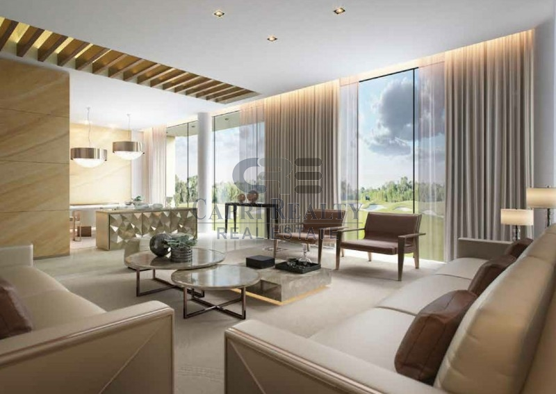 Direct from Developer 0% Commission Damac Hills Pay 35% on Handover in 2018