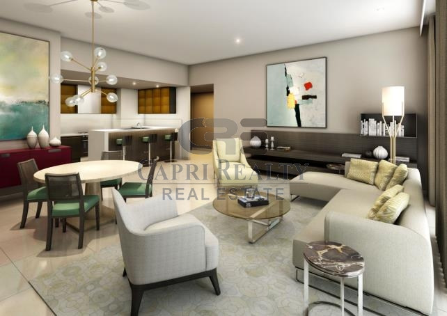 Direct from Developer 0% Commission Midtown Afnan Pay 80% on Handover in 2019