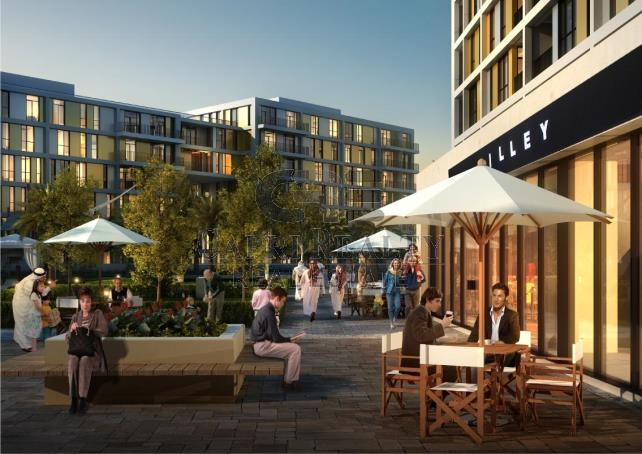 Direct from Developer|0% Commission|Midtown Dania|Pay 80% on Handover in 2019