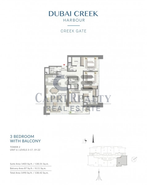 0% Commission Pay 40% on Handover   CREEK GATE